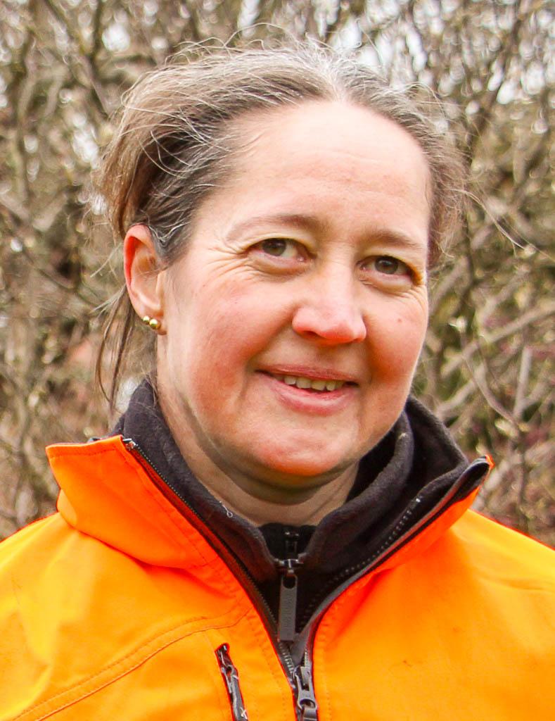 Alexandra Blomqvist.